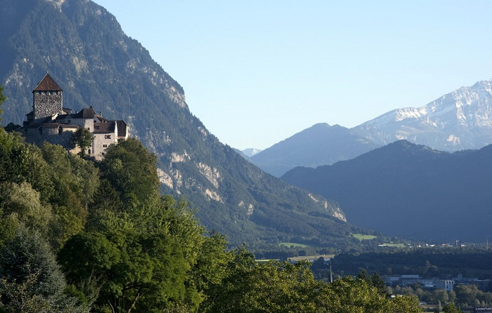 8 Vaduz Castle
