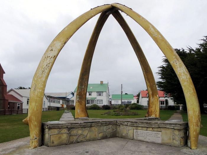 9 Christ Falkland