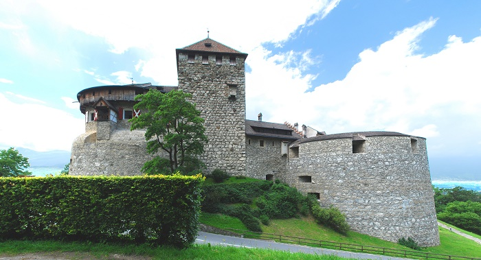 9 Vaduz Castle