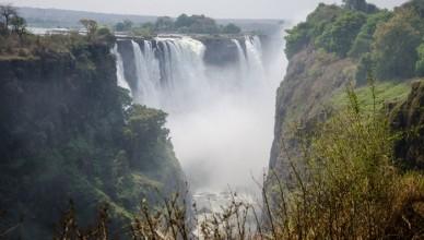 9 Victoria Falls