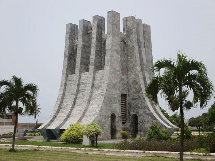 1 Kwame Mausoleum