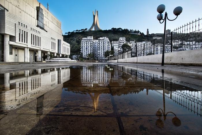 1 Martyrs Algeria