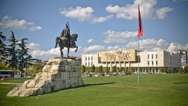 1 Skanderberg Tirana