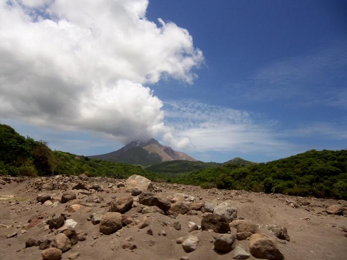 1 Soufriere Montserrat