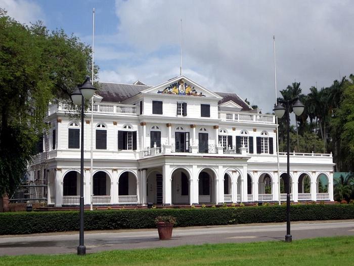 1 Suriname Palace