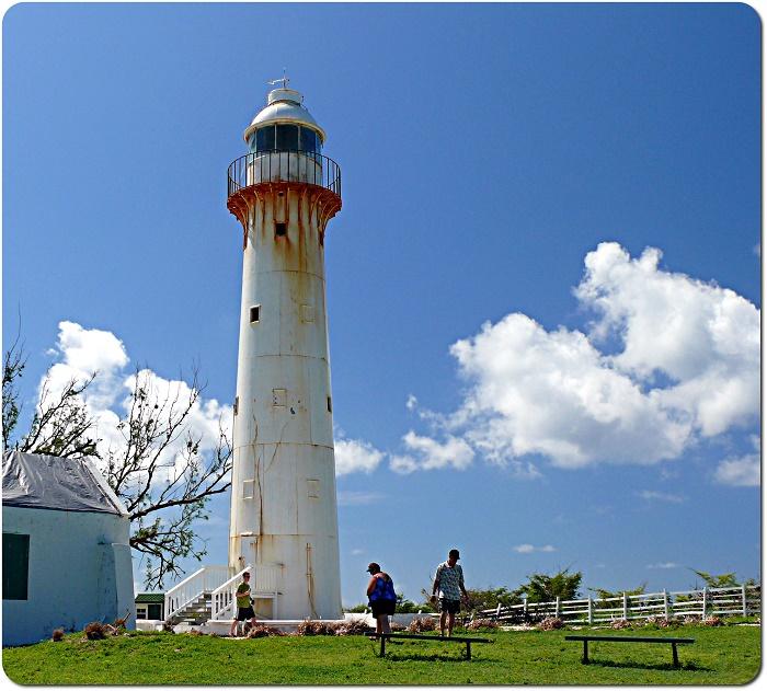 1 Turk Lighthouse
