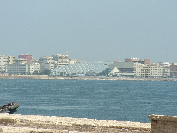 10 Biblioteca Alexandria