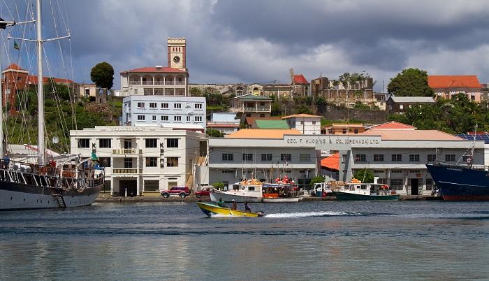 10 George Grenada