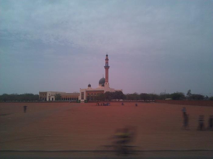 10 Niamey Mosque