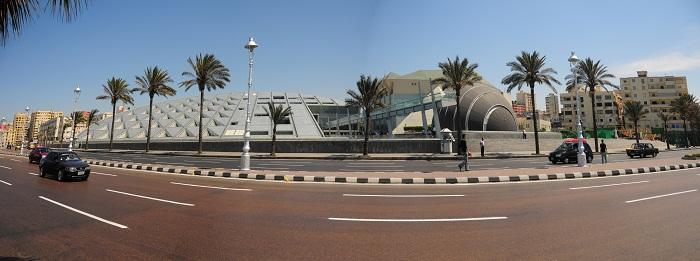 11 Biblioteca Alexandria