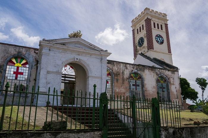 11 George Grenada