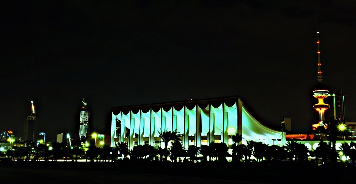 2 Kuwait Assembly