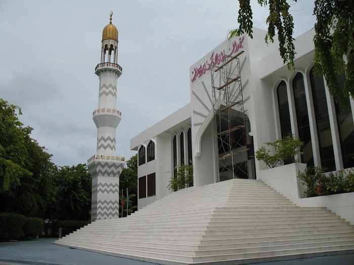 2 Male Mosque