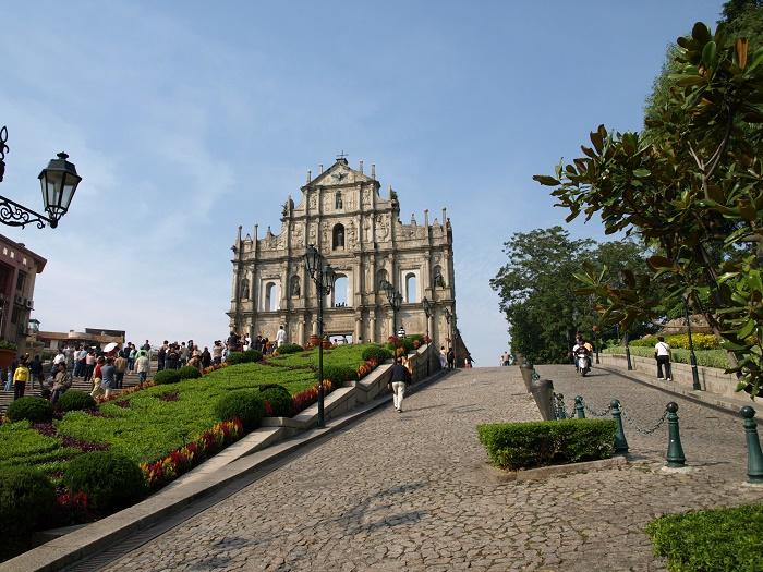 2 Paul Macau