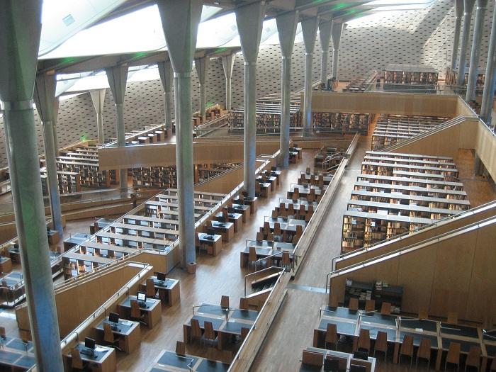 3 Biblioteca Alexandria
