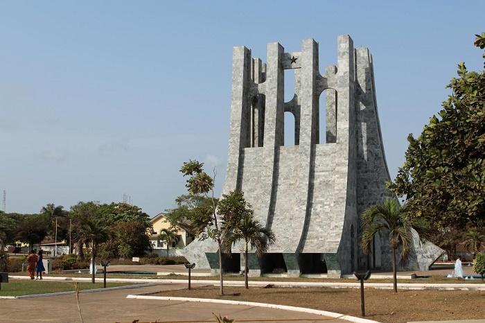 3 Kwame Mausoleum
