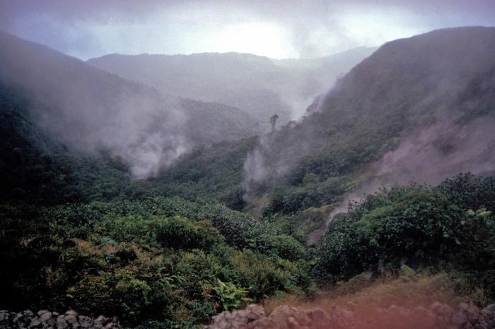 3 Soufriere Montserrat
