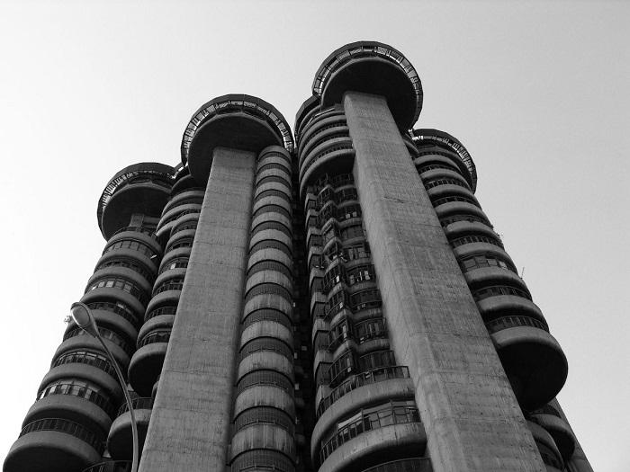 3 Torres Blancas