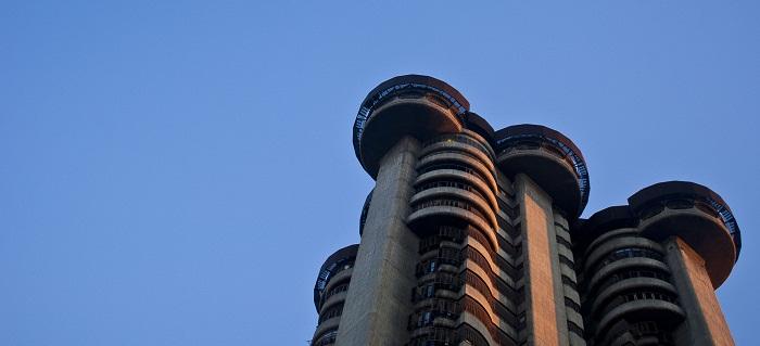 4 Torres Blancas