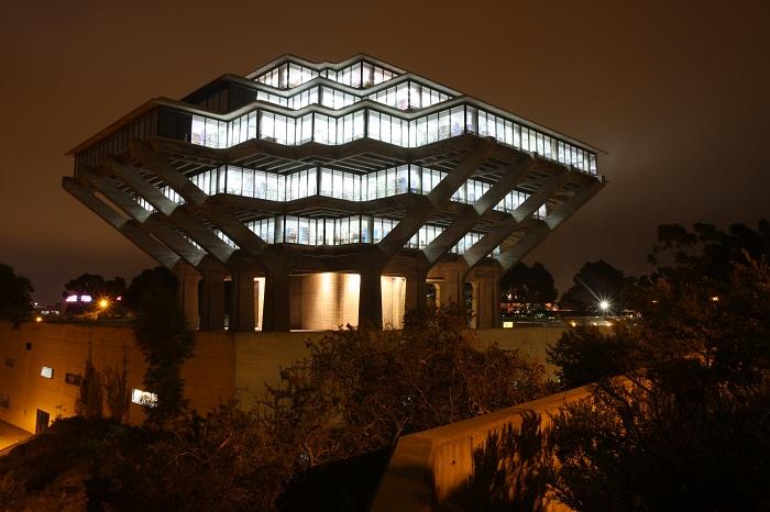 5 Geisel Library