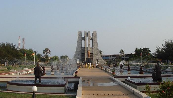 5 Kwame Mausoleum