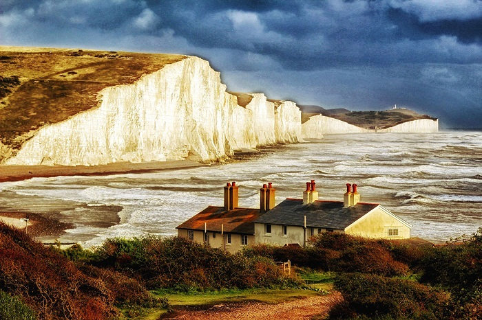 5 Seven Sisters