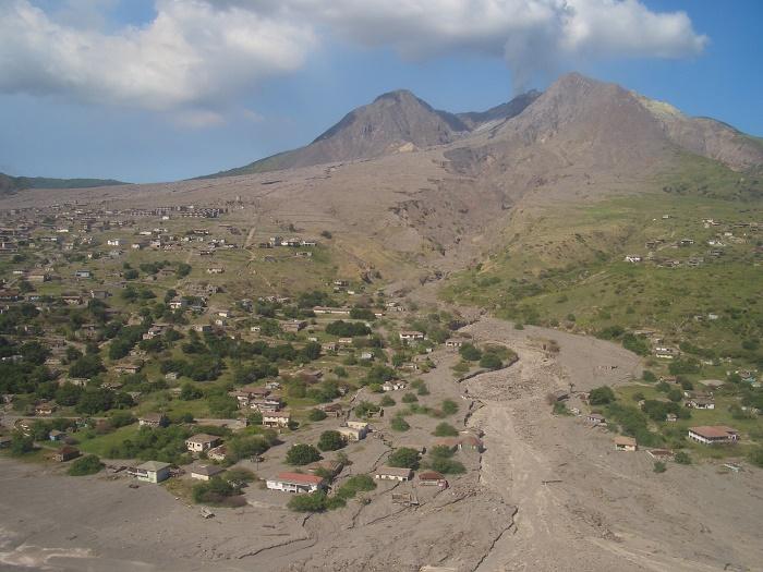 5 Soufriere Montserrat