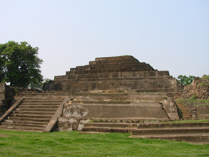 5 Tazumal