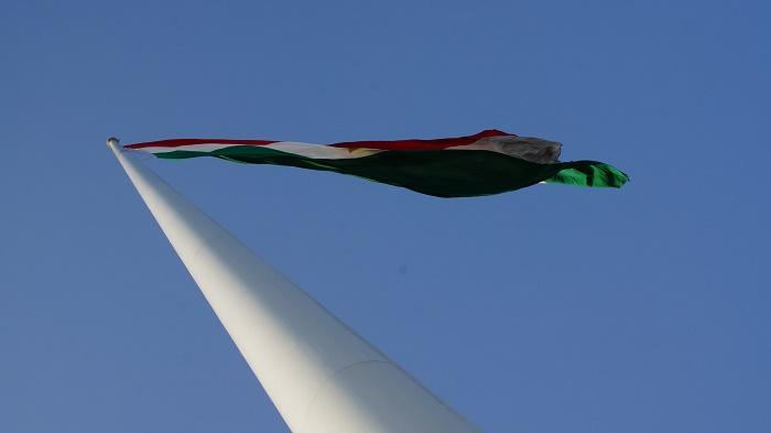 6 Dushanbe Flagpole
