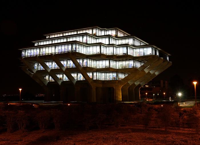 6 Geisel Library