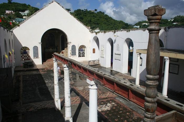 6 George Grenada
