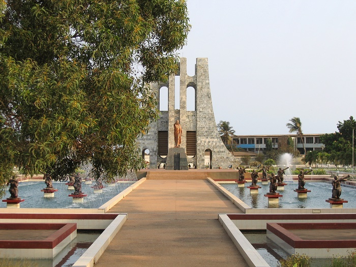 6 Kwame Mausoleum