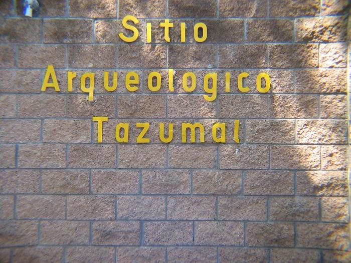 6 Tazumal