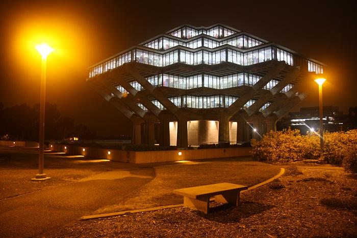 7 Geisel Library