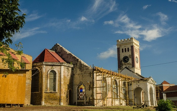St Georges Anglican Church Alluring World