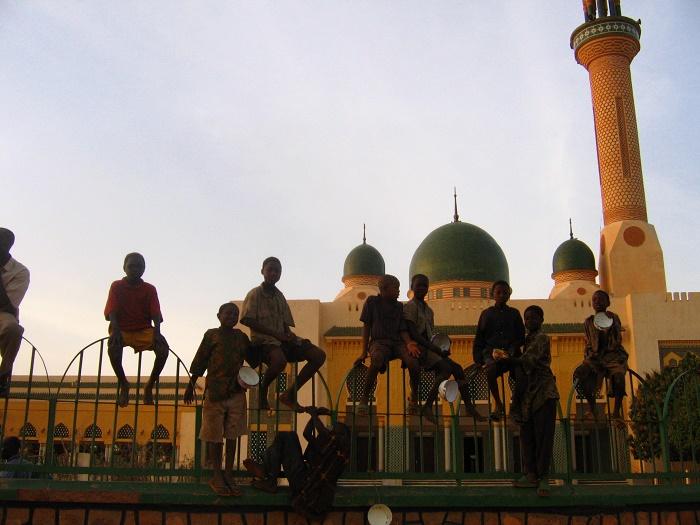 7 Niamey Mosque