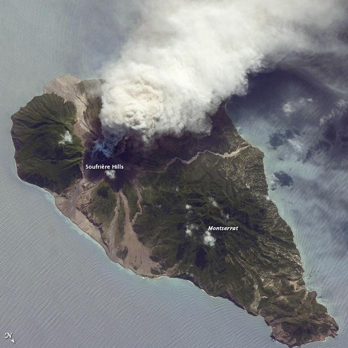 7 Soufriere Montserrat