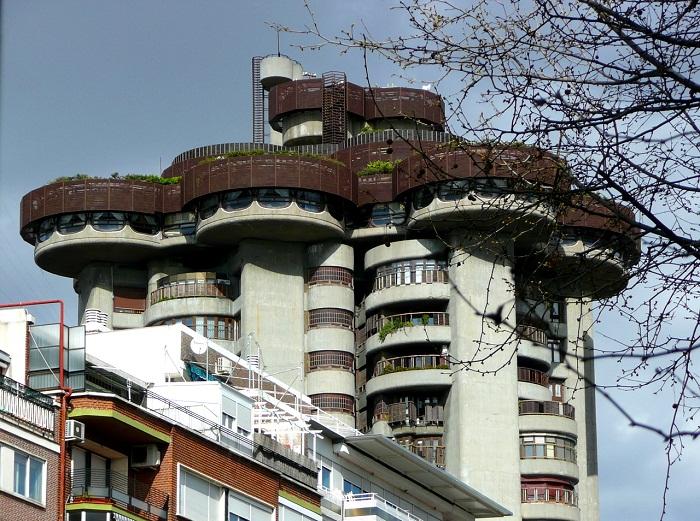 7 Torres Blancas