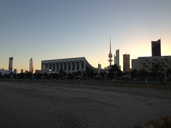8 Kuwait Assembly