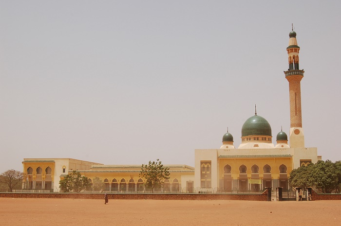 8 Niamey Mosque