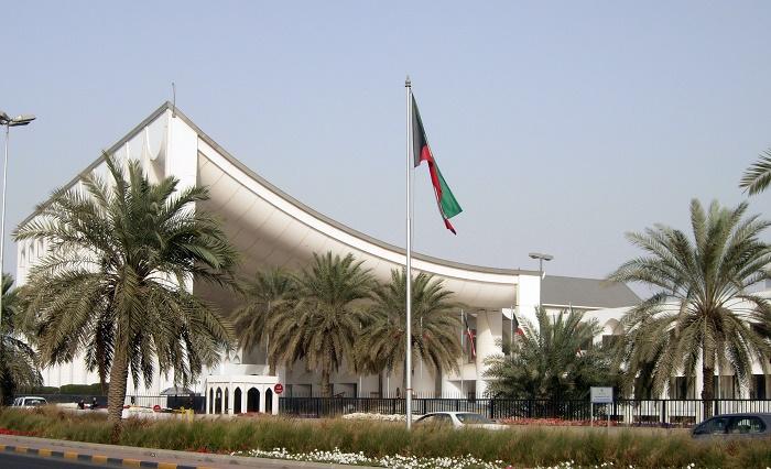 9 Kuwait Assembly