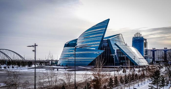 1 Astana Concert