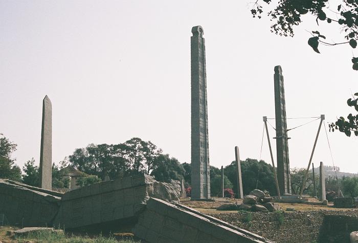 1 Axum Obelisk