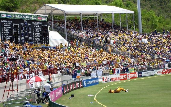 1 Beausejour Stadium