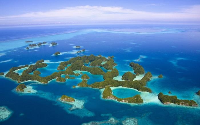 1 Palau Rock