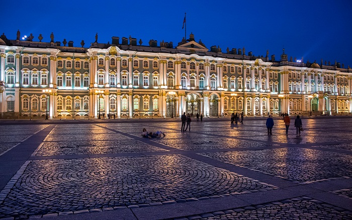 1 State Hermitage