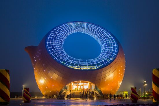 Wuxi Wanda Exhibition Center Alluring World