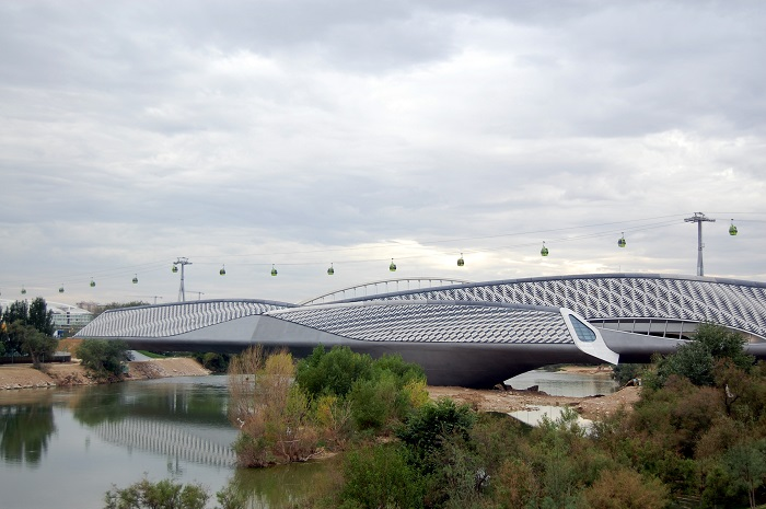 10 Bridge Pavilion
