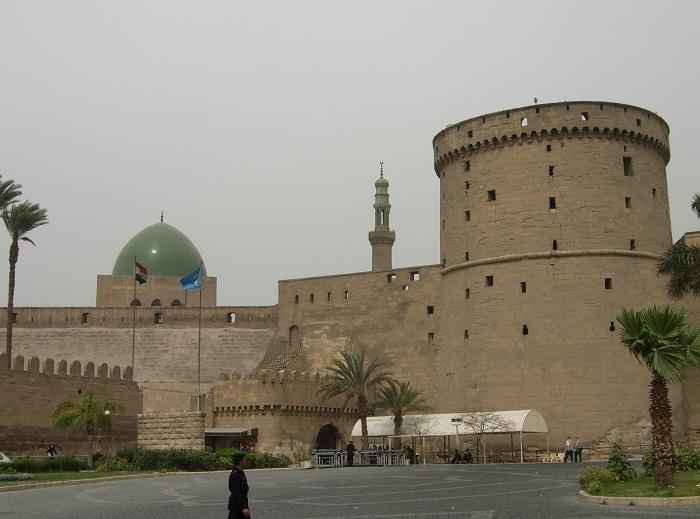 10 Cairo Citadel