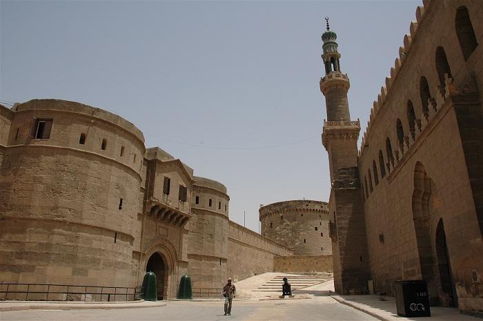 11 Cairo Citadel